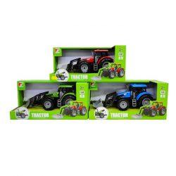 Játék traktor több féle