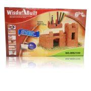 Építőjátékok gyerekeknek - Téglából építünk Kőműves játék