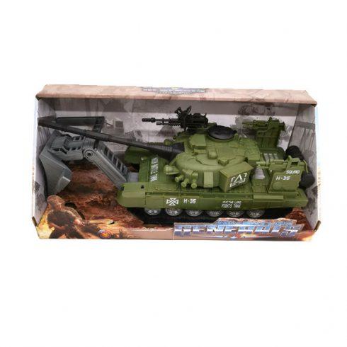 Járművek - Játék tank