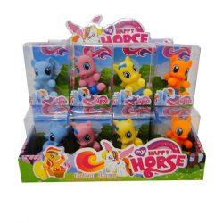 Pónis játékok - Mini póni figura