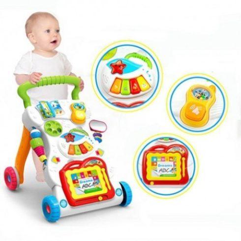 Fejlesztő játékok - Bébi játékok - Bébi járást segítő funkciós játék