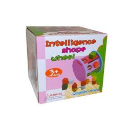 Fa forbabedobó készségfejlesztő játék