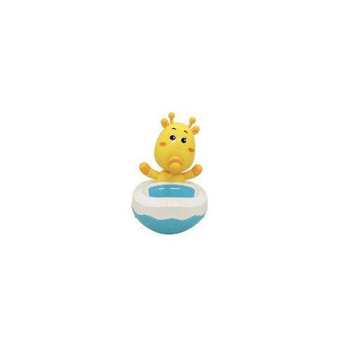 Fejlesztő játékok - Bébi játékok - Kelj fel állatka zsiráf baba