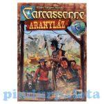 Stratégiai társasjátékok - Aranyláz Carcassonne