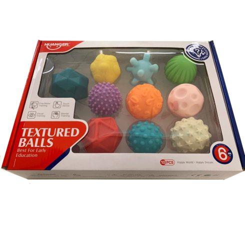 Készség Fejlesztő játékok - Szenzoros masszázs labdák