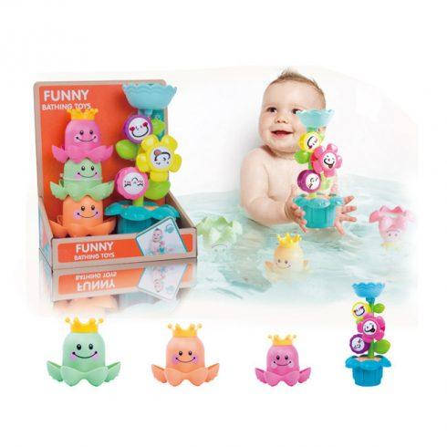 Fürdetős játékok, kádjátékok babáknak - Bathing Toys Öntözgetős fürdőjáték