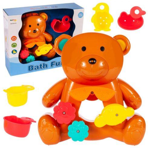 Kád játékok - Macis malom fürdőjáték