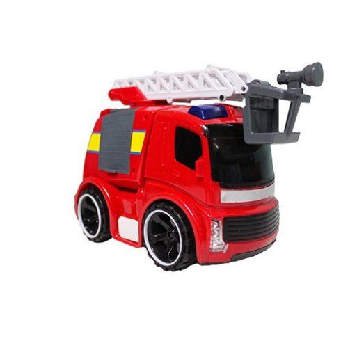 Műanyag járművek - Fire Rescue Játék tűzoltó autó
