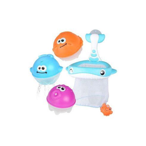 Fürdőjátékok - Halászós fürdőjáték