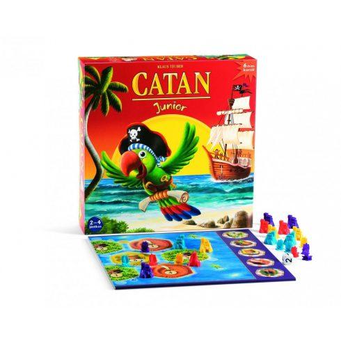 Társasjátékok - Catan Junior