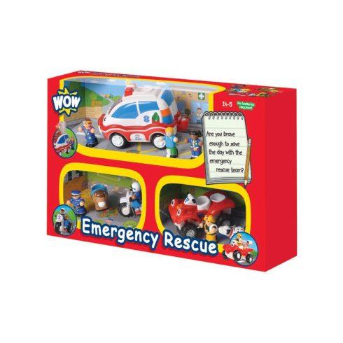 WOW Toys - Vészhelyzet multipack