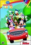 Kreatív hobby - Kifestők - Mickey egér színezőfüzet A4