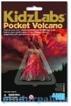 Szerepjátékok - Foglalkozások - Vulkánkészítő kísérletező felfedező játék