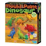 Kreatív hobby készletek a gyermeki kreativitás kibontakozásához - Gipszkiöntő Dinoszaurusz