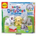ALEX sáros kiskutyák - Fürdőszobai Játékok