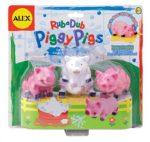 ALEX sáros kismalacok - Fürdőszobai Játékok