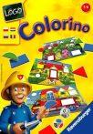 Társasjátékok - Logo colorino