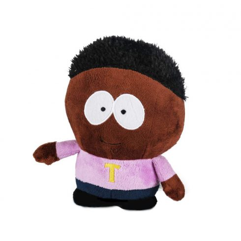Plüss mesefigurák - South Park plüssök - Token Black plüss figura