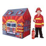 Szerepjátékok - Sátor - Tűzoltóállomás sátor