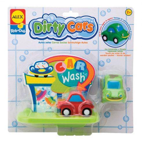 ALEX AUTÓMOSÓ - Fürdőszobai Játékok