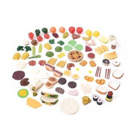 Step2 - müanyag Ételkészlet