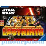Társasjátékok gyerekeknek -  Star Wars Labirintus