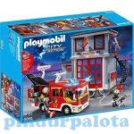 Playmobil játékok - Playmobil 9052 Tűzoltó szett
