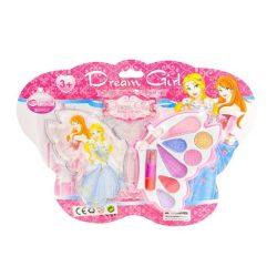 Lányos játékok - Smink paletta hercegnős lepke alakú