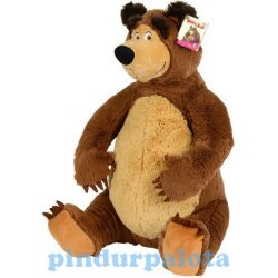 Plüss állatok - Plüss macik - Mása és a medve játékok Plüss medve 25cm