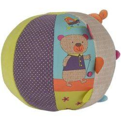 Csörgők kisbabáknak - Plüss csörgő labda babáknak - Nicotoy Baby Activity Gary