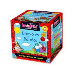 Műveltség fejlesztő játékok - Kvíz társasjátékok - Bogyó és Babóca Brainbox Társasjáték