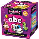 Műveltség fejlesztő játékok -  Kvíz társasjátékok - Brainbox ABC memória és megfigyelőképesség fejle