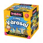Fejlesztő okosító játékok - Brainbox A világ városai