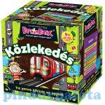 Társasjátékok gyerekeknek - Brainbox - Közlekedés