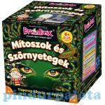 Társasjátékok - Kvíz - Brainbox Mítoszok és szörnyetegek