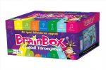 Műveltség fejlesztő játékok -  Kérdés-felelet játékok - Brainbox quiz családi Társasjáték