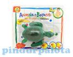 Vizi játékok - Felhúzhatós teknős