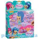 Fűzős játékok gyerekeknek - Gyöngyök - Shimmer and Shine vasalható gyöngy készlet