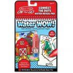 Rajzkészség fejlesztő játékok - Melissa & Doug Kreatív játék, Rajzolás vízzel, kösd össze a számokat
