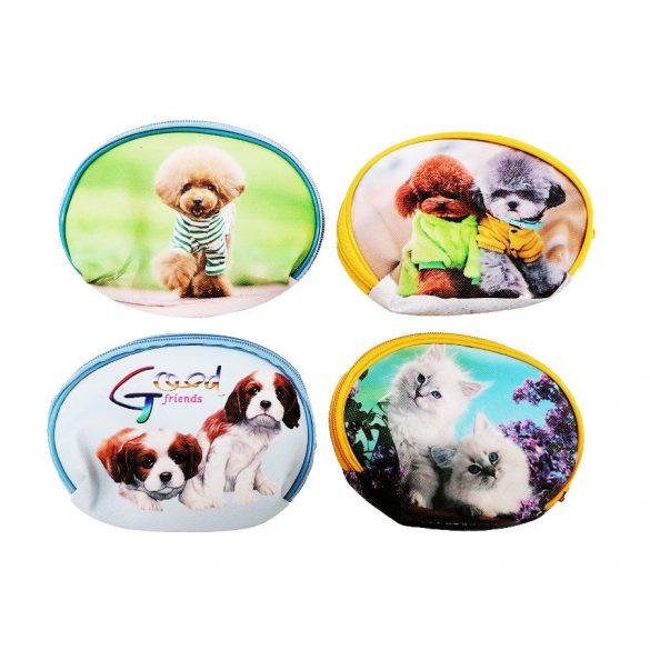 Ajándékok divatos termékek gyerekeknek - Pénztárca kiskedvenc állatok