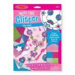 Kreatív hobby készletek a gyermeki kreativitás kibontakozásához - Kreatív játék, Glitter habszivacs