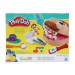 Gyurmák - Play-Doh gyurmaszett: Dr Drill és Fill fogászata fogfúróval