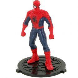 Figurák - Szuperhősök - Spiderman műanyag játékfigura Bullyland