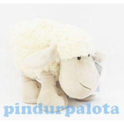 Plüss állat - Plüss bárány bézs