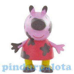 Játék figurák - Peppa Malac mese - Peppa sáros kismalac