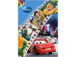Színező A4 Movies Walt Disney