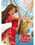 Kifestők - Színezők - Elena Avalon hercegnő A4 színező