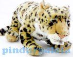 Plüss állatok - Leopárd plüss figura