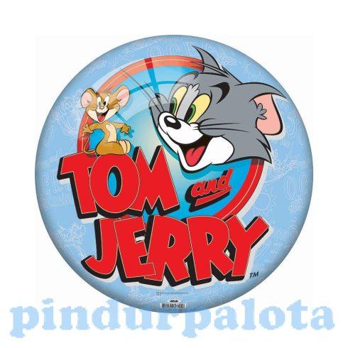 Labdák - Tom és Jerry kék gumilabda 23cm