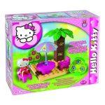 Kostrukciós, és építő játékok - Hello Kitty piknik